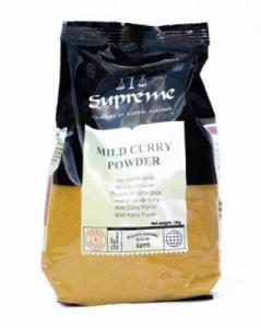 Currypulver Mild 10x400g Supreme