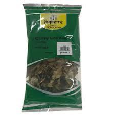 Curryblad Supreme 10x25g