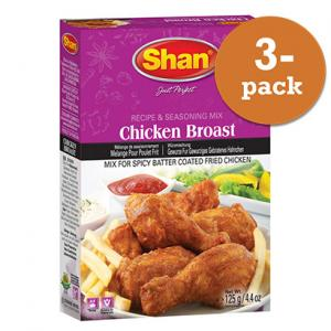 Chicken Broast 3x50g Shan