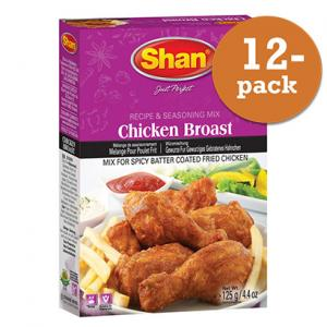 Chicken Broast 12x50g Shan