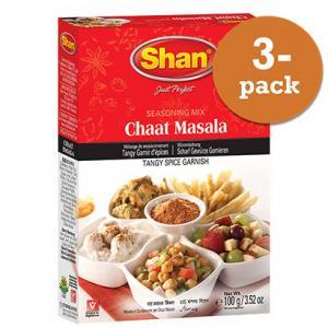 Chaat Masala 3x60g Shan