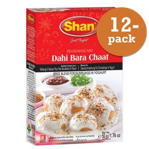 Dahi Bara Chaat 12x50g Shan
