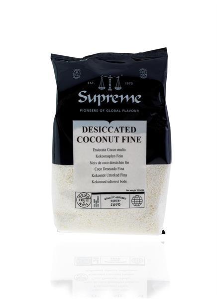 Kokospulver Finmalen 2x250g Supreme