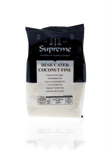 Kokospulver Finmalen 10x250g Supreme