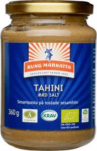 Tahini med Havssalt 6x360g EKO Kung Markatta