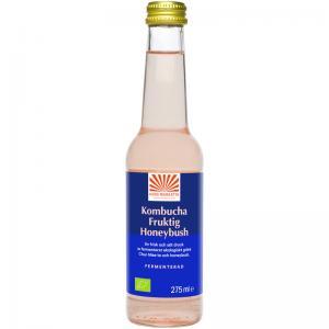 Kombucha Fruktig Honeybush EKO 12x275ml Kung Markatta