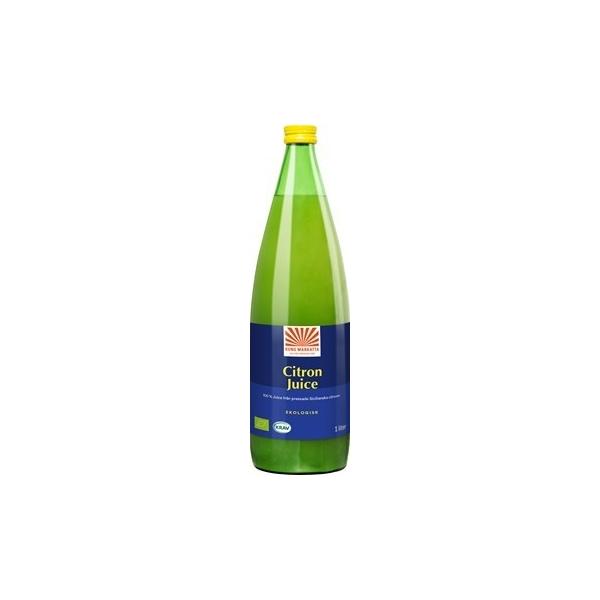 Citronjuice 6x1Liter KRAV Kung Markatta