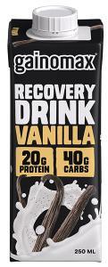 Recovery Vanilla 16x250ml Gainomax