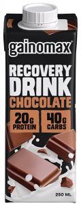 Recovery Chocolate 16x250ml Gainomax
