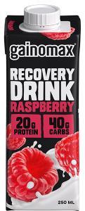 Recovery Rasberry 16x250ml Gainomax