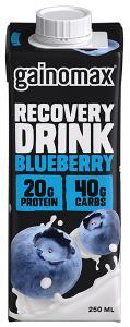 Recovery Blueberry 16x250ml Gainomax