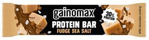 Protein Bar Fudge Sea Salt 15x60g Gainomax