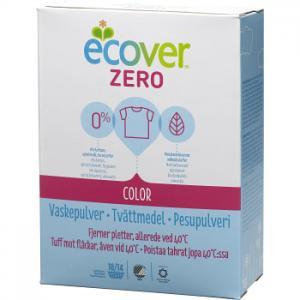 Tvättmedel Kulör Zero Eko 2x750g ECOVER
