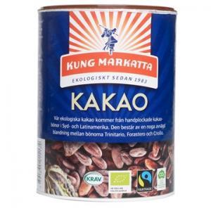 Kakao 12x250g KRAV Kung Markatta