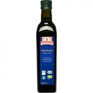 Olivolja Extra Virgin 12x500ml KRAV Kung Markatta