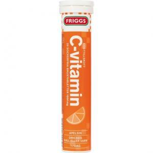 C-vitamin Apelsin 12x20tabletter FRIGGS