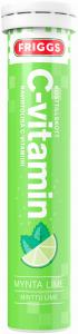 C-vitamin Mynta/Lime 12x20tabletter FRIGGS