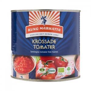 Tomater Krossade 6x2,5kg KRAV Kung Markatta