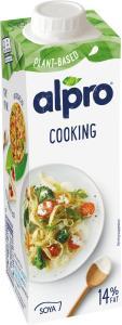 Cuisine Matlagningsgrädde 12x1liter Alpro