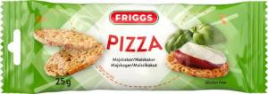 Snackpack Pizza 26x25g FRIGGS