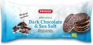 Majskakor Mörk Choklad Eko 14x100g FRIGGS