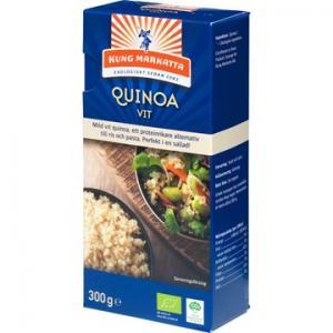 Quinoa Vit 1x500g Eko Kung Markatta KORT HÅLLBARHET