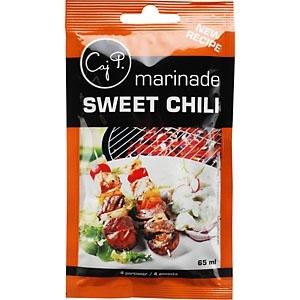 Marinad Sweet Chili Caj P 1x65ml KORT HÅLLBARHET