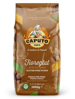 Mjöl Glutenfri Fioreglut 5kg Caputo