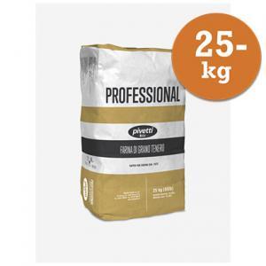 Vetemjöl Special 00 ORO 25kg Pivetti