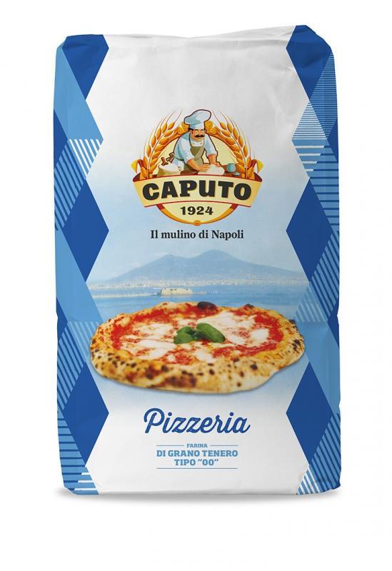 Vetemjöl Napoli Pizza 2x1kg Caputo