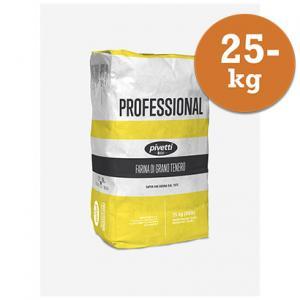 Vetemjöl Special 00 Färsk Pasta 25kg Pivetti
