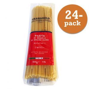 Pasta Bucatini 7 24x500g Granarolo