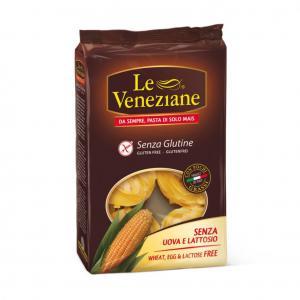 Pasta Fettucce Glutenfri 12x250g Le Veneziane