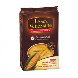 Pasta Penne Glutenfri 12x250g Le Veneziane
