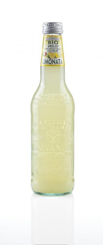 Läsk Citron Eko 12x355ml La Galvanina