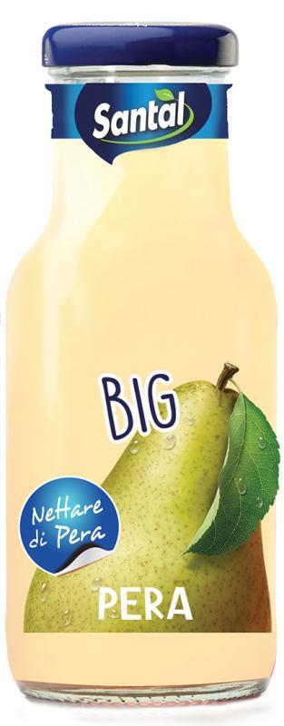 Juice Päron 24x250ml Santal