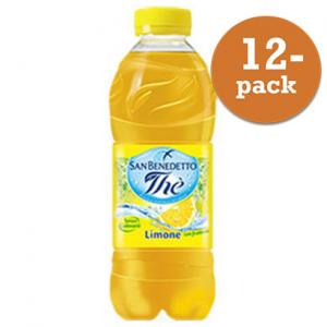 Iste Citron 12x50cl PET San Benedetto
