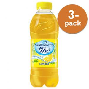 Iste Citron 3x50cl PET San Benedetto