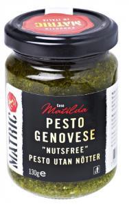 Pesto Utan Nötter Nutsfree 3x130g Matric