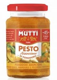 Pesto Orange Tomat 12x180g Mutti