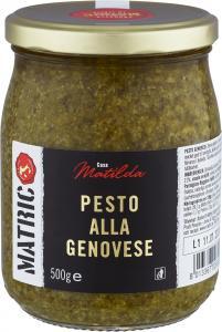 Pesto Alla Genovese 3x500g Matric