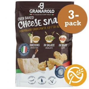 Cheese Snack Original 3x24g Granarolo