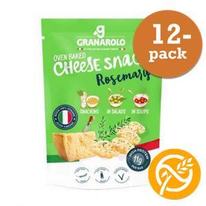 Cheese Snack Rosmarin 12x24g Granarolo