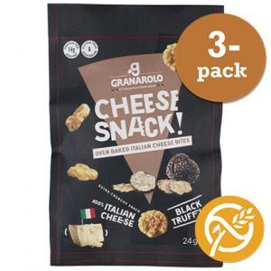 Cheese Snack Tryffel 3x24g Granarolo