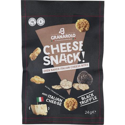 Cheese Snack Tryffel 12x24g Granarolo