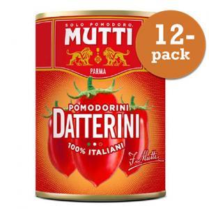 Tomater Dadel 12x400g KRAV Mutti