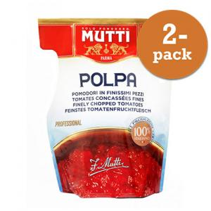 Tomater Polpa Bag In Box 2x5kg Mutti