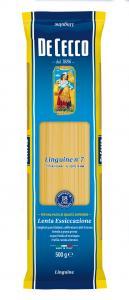 Pasta Linguine Durum 3x500g De Cecco
