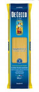 Pasta Spaghetti Durum 3x500g De Cecco