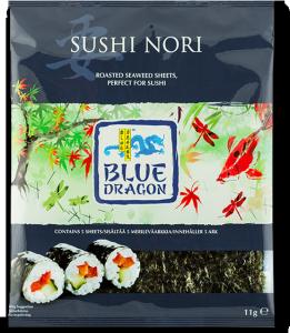 Sushi Nori Blue Dragon 15x5ark